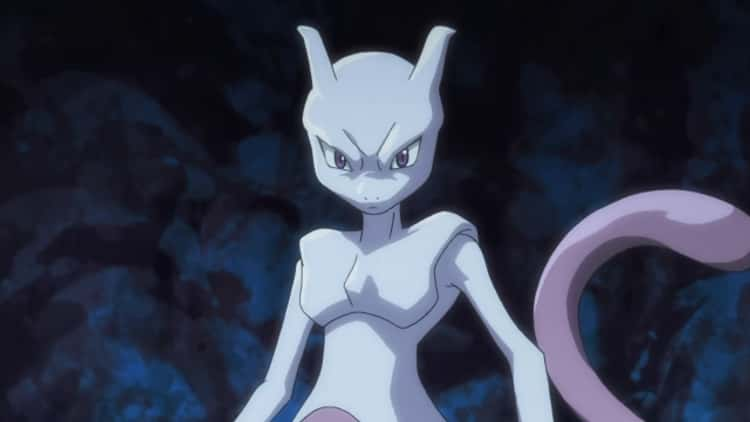 Mewtwo Learns A Lesson In 'Pokemon'
