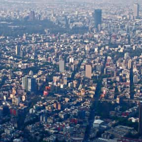 Mexico City is listed (or ranked) 3 on the list The World's Most Densely Populated Places