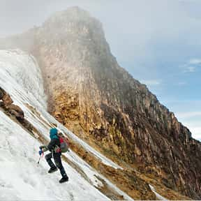 Mexico is listed (or ranked) 11 on the list The Best Countries for Mountain Climbing
