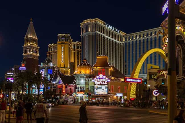 MGM Grand Las Vegas is listed (or ranked) 2 on the list The Biggest Hotels In The World