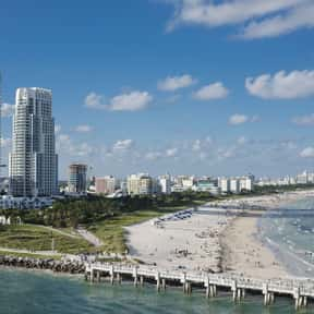 Miami is listed (or ranked) 23 on the list The Best US Cities for Walking