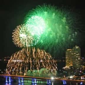 Miami is listed (or ranked) 7 on the list The Best Cities to Party in for New Years Eve