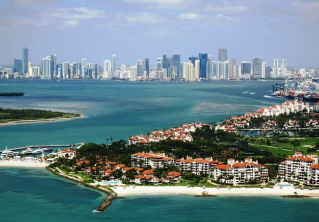 Miami is listed (or ranked) 2 on the list What Cities Are Best For You, Based On Your Zodiac Sign?