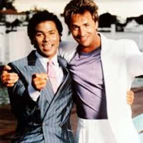 Miami Vice is listed (or ranked) 17 on the list The Best Crime Fighting Duo TV Series
