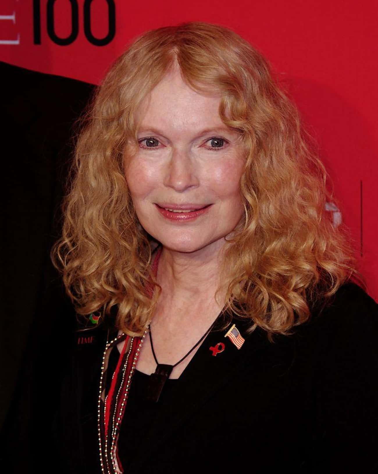 Mia Farrow is listed (or ranked) 4 on the list Famous Parents of Special Needs Children