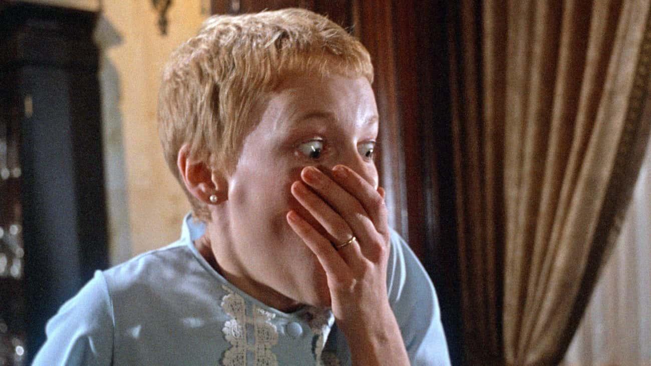 Mia Farrow As Rosemary Woodhouse In 'Rosemary's Baby'