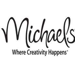 Michaels is listed (or ranked) 1 on the list The Best Craft Supply Stores