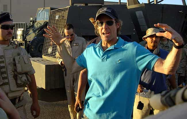 Michael Bay is listed (or ranked) 3 on the list 17 Directors Who Are Notoriously Difficult to Work With