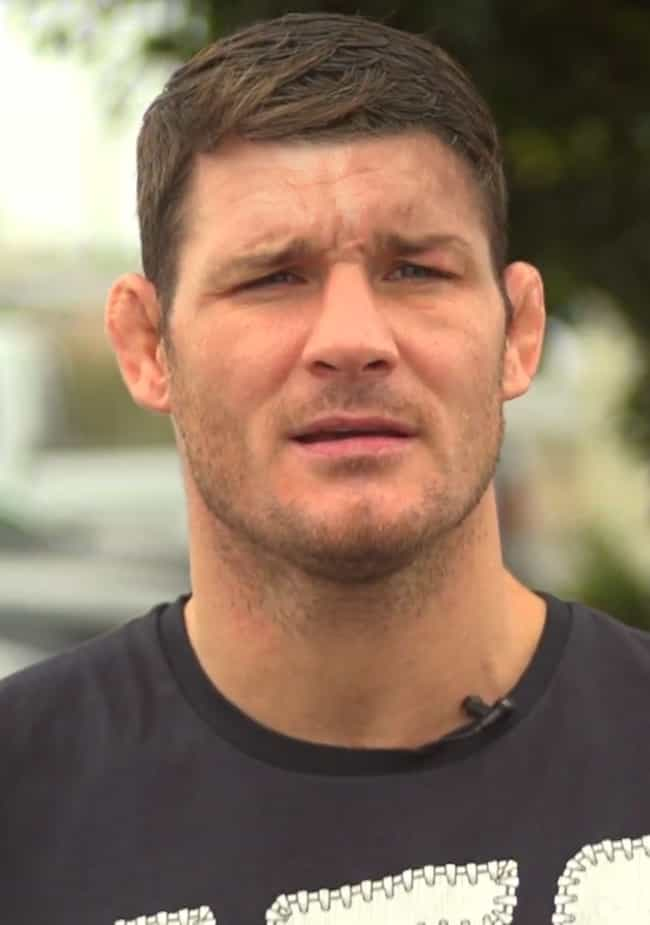 Michael Bisping is listed (or ranked) 3 on the list UFC's Top Sexiest Men