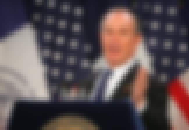 Michael Bloomberg is listed (or ranked) 2 on the list List of Famous Business Magnates
