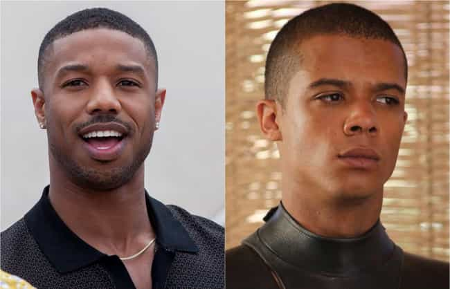 Michael B. Jordan is listed (or ranked) 4 on the list Who Would Star In An Americanized 'Game Of Thrones'?