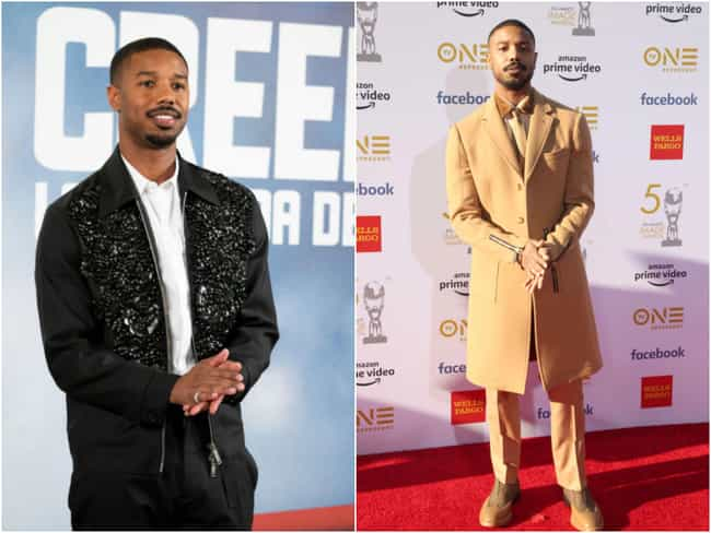 Michael B. Jordan is listed (or ranked) 4 on the list Celebrities With Signature Poses They Pull For Photographs