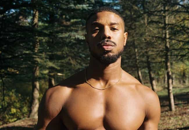 Michael B. Jordan is listed (or ranked) 2 on the list The Two Men Who Stole Catherine Paiz's Heart