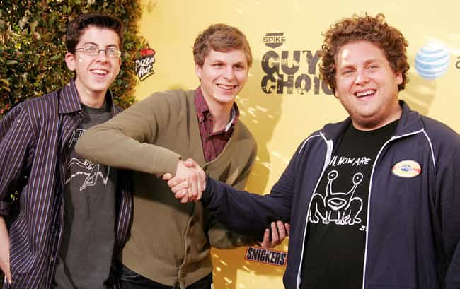Michael Cera is listed (or ranked) 3 on the list Famous Friends of Jonah Hill