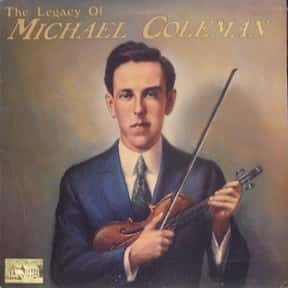 Michael Coleman is listed (or ranked) 21 on the list Famous People Whose Last Name Is Coleman