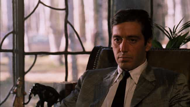 Michael Corleone is listed (or ranked) 1 on the list 17 Characters Who Broke Bad (Other Than Walter White)