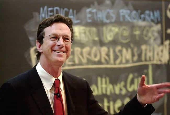 Michael Crichton is listed (or ranked) 4 on the list 15 Famous People Who Went to Med School