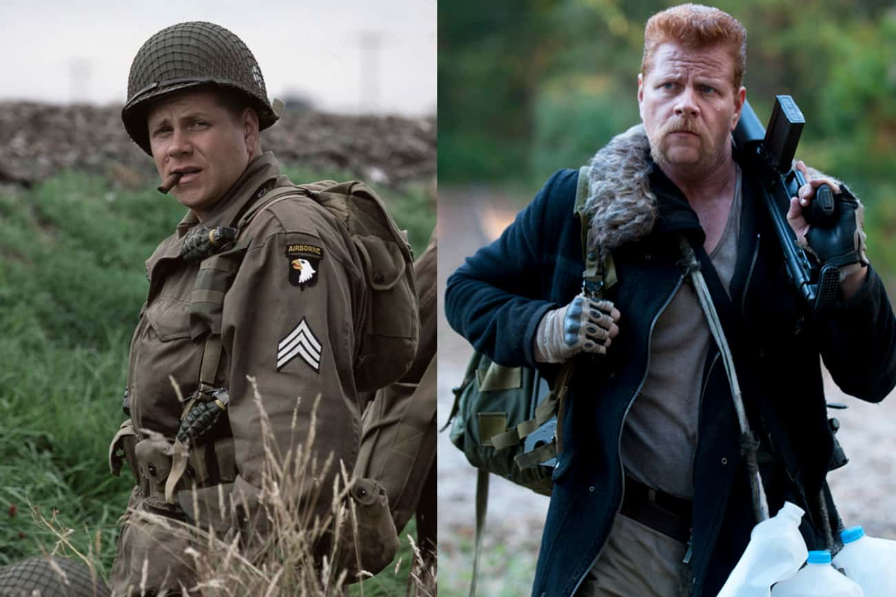 Michael Cudlitz is listed (or ranked) 3 on the list Where The Cast Of 'Band of Brothers' Is Now