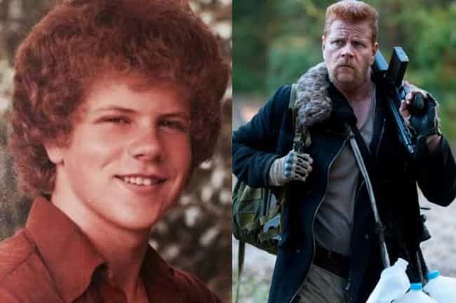 Michael Cudlitz is listed (or ranked) 4 on the list You Need to See These Yearbook Photos of the Cast of The Walking Dead