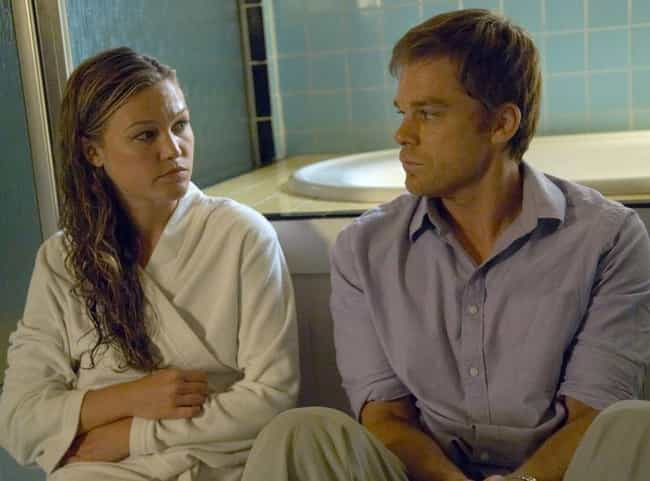 Michael C. Hall is listed (or ranked) 3 on the list Julia Stiles Loves and Hookups
