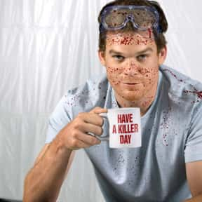 Michael C. Hall is listed (or ranked) 12 on the list The Greatest Actors Who Have Never Won An Emmy (For Acting)