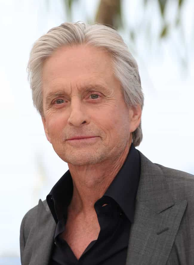 Michael Douglas is listed (or ranked) 4 on the list 9 Celebrities Who Went to Sierra Tucson Rehab
