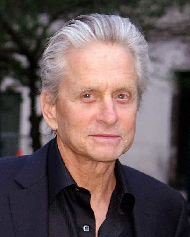 Michael Douglas is listed (or ranked) 1 on the list Celebrities Turning 75 in 2019