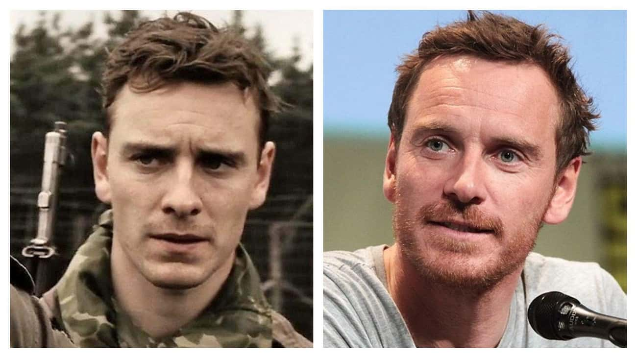 Michael Fassbender is listed (or ranked) 2 on the list Where The Cast Of 'Band of Brothers' Is Now