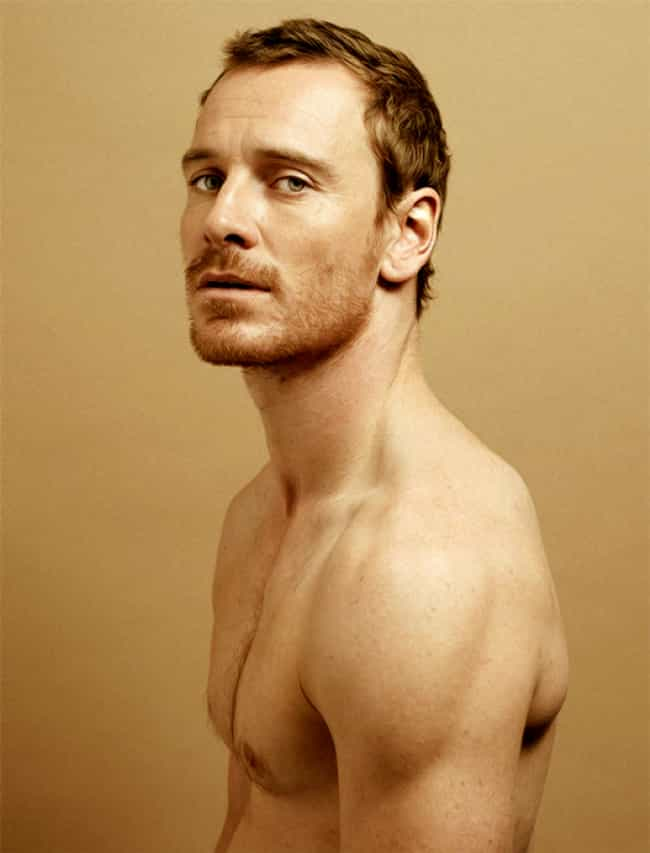 Michael Fassbender is listed (or ranked) 1 on the list The Hottest Male  Redheads
