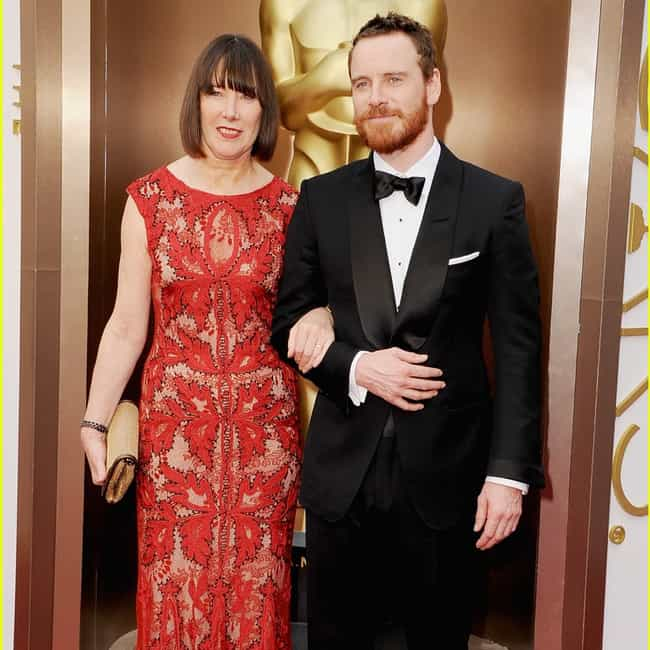 Michael Fassbender is listed (or ranked) 4 on the list 32 Actors Who Have Taken Family Members to Award Shows