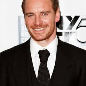 Michael Fassbender is listed (or ranked) 4 on the list Famous TV Actors from Ireland