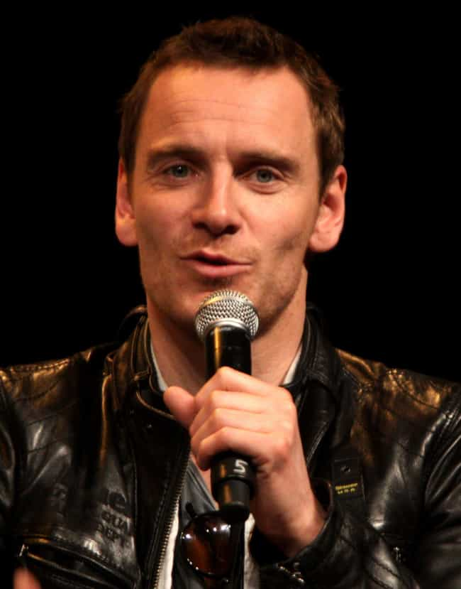 Michael Fassbender is listed (or ranked) 3 on the list Men Who Naomi Campbell Has Dated