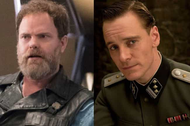 Michael Fassbender is listed (or ranked) 3 on the list Who Would Quentin Tarantino Cast In A Rebooted 'Star Trek'?