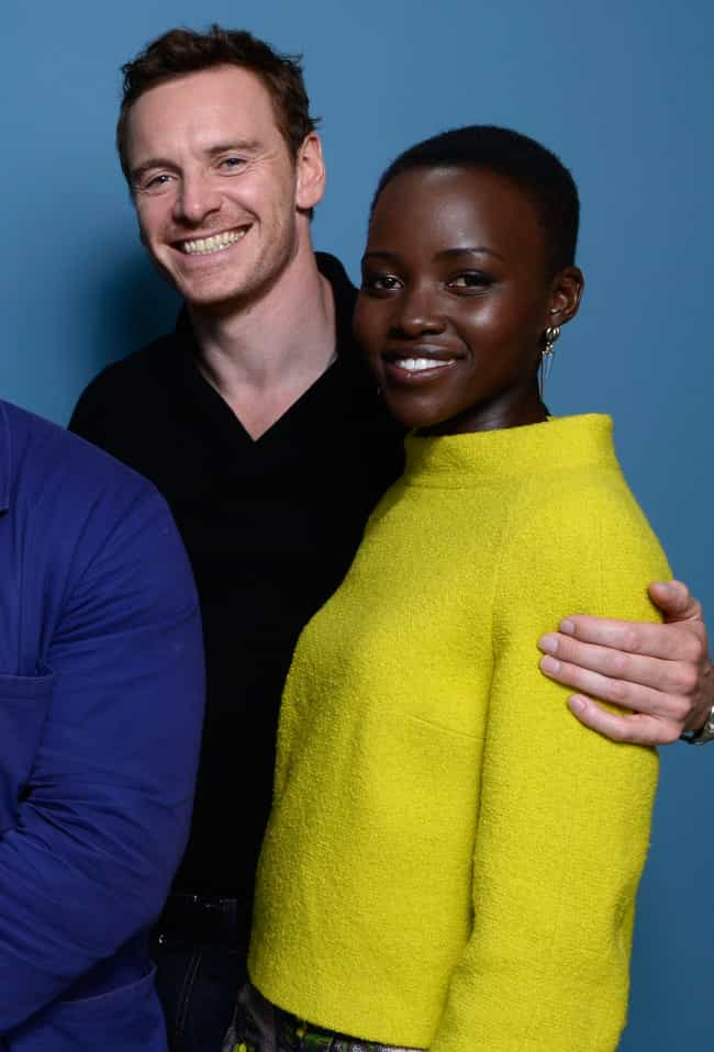 Michael Fassbender is listed (or ranked) 4 on the list Lupita Nyong'o Loves and Hookups