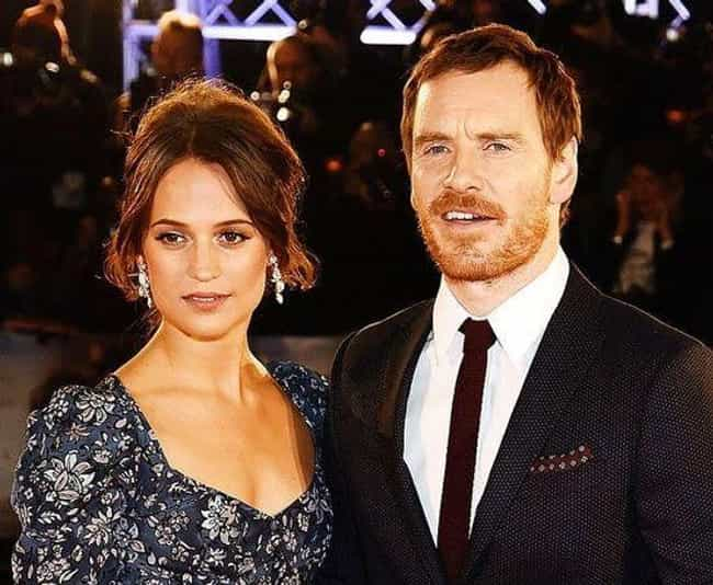 Michael Fassbender is listed (or ranked) 1 on the list Alicia Vikander Loves and Hookups