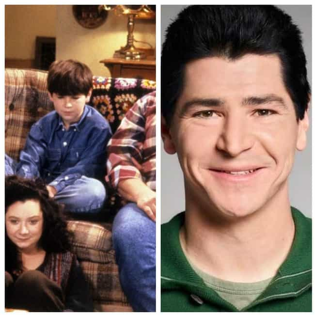 Michael Fishman is listed (or ranked) 4 on the list What The Cast Of 'Roseanne' Looks Like Over 20 Years Later