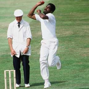 Michael Holding is listed (or ranked) 17 on the list Famous People From Jamaica
