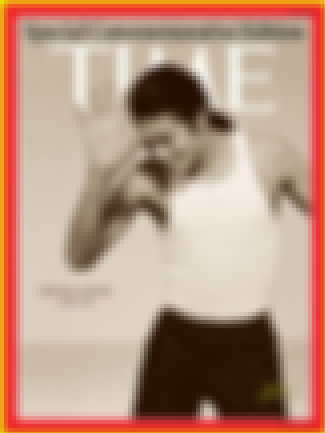 Michael Jackson is listed (or ranked) 3 on the list The Best Time Covers