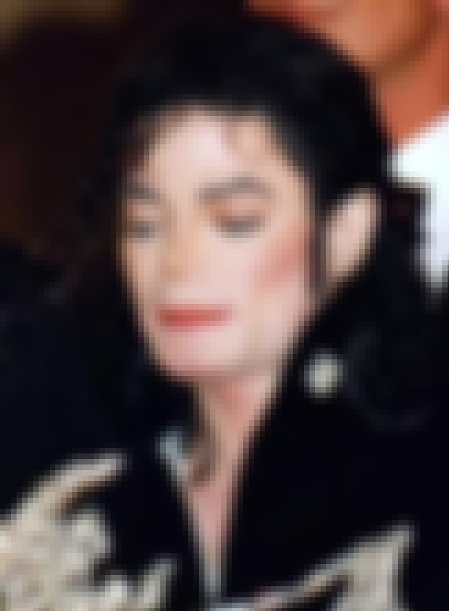 Michael Jackson is listed (or ranked) 1 on the list 18 Celebrities with Vitiligo
