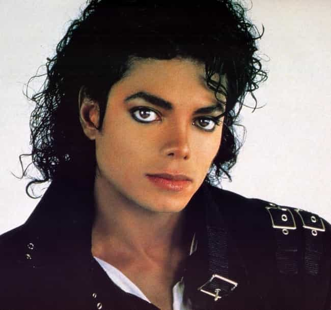 Michael Jackson is listed (or ranked) 4 on the list Famous People With Lupus