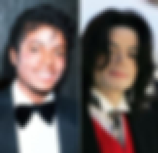 Michael Jackson is listed (or ranked) 2 on the list Celebrities Who Look Worse After Plastic Surgery
