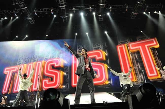 Michael Jackson is listed (or ranked) 45 on the list The Last Known Photos of 52 Famous People