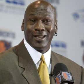Michael Jordan is listed (or ranked) 4 on the list The Worst NBA Team Owners of All Time