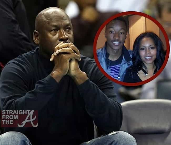 Michael Jordan is listed (or ranked) 3 on the list 30 Famous People Who Have Love Children