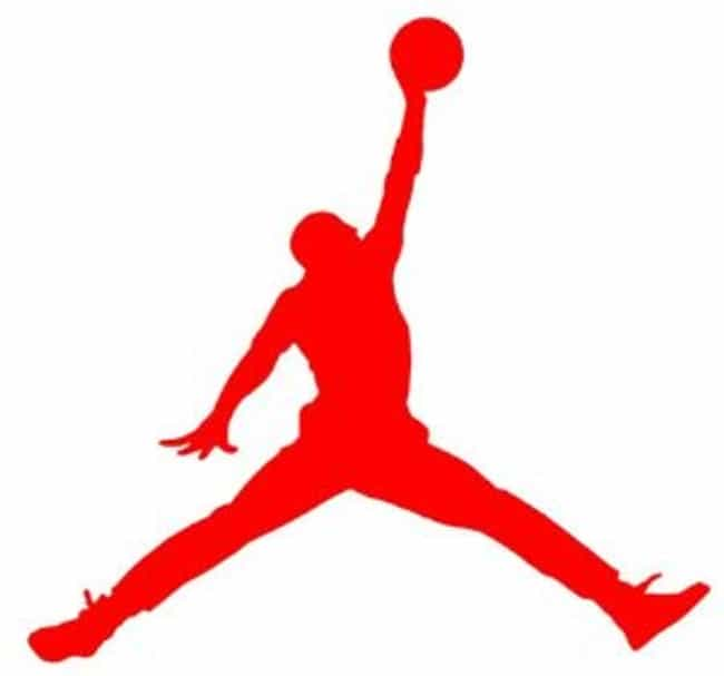 Michael Jordan is listed (or ranked) 1 on the list Coolest Athlete Logos