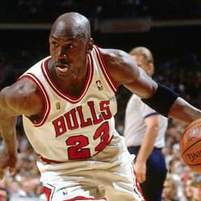 Michael Jordan is listed (or ranked) 1 on the list The Top NBA Players Of All Time