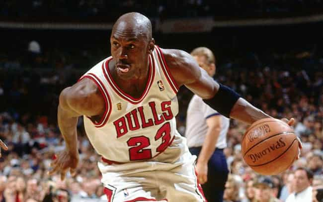 Michael Jordan is listed (or ranked) 2 on the list 30 Famous Athletes Who Are Democrats