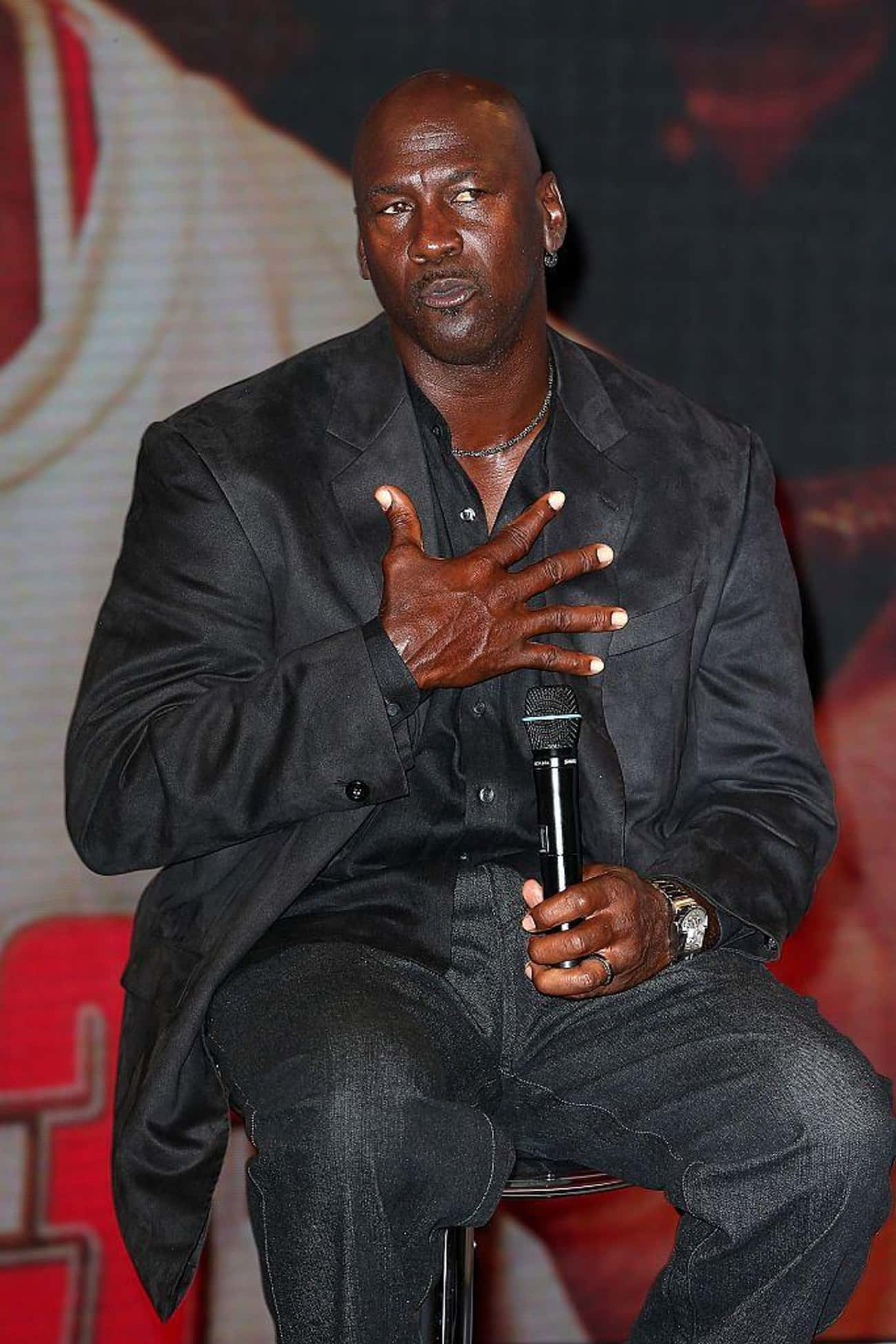 Michael Jordan is listed (or ranked) 3 on the list The Wealthiest African American Celebrities