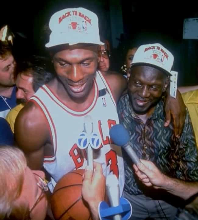Michael Jordan is listed (or ranked) 2 on the list 15 Celebrities Whose Parents Were Murdered