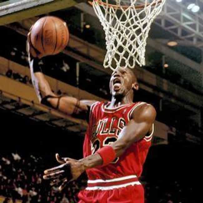 Michael Jordan is listed (or ranked) 1 on the list The Best Athletes Who Wore #23